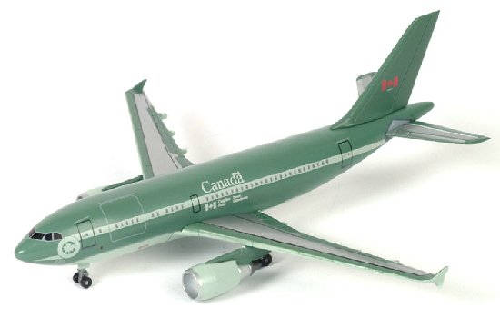 Canadian Air Force A310 (1:400), DragonWings 400 Diecast Airliners Item Number DRW55595
