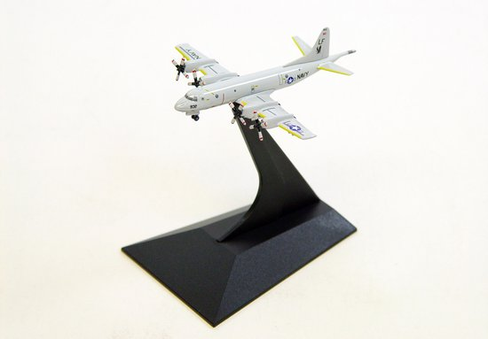 "P-3C Orion U.S. Navy VP-16 ""War Eagles"" (1:400), DragonWings 400 Diecast Airliners Item Number DRW55688"