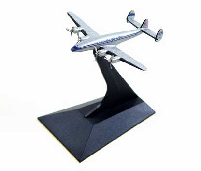 Pan American L-049 Constellation w/ Tin (1:400), DragonWings 400 Diecast Airliners Item Number DRW55746