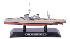 British Battleship Hms Dreadnought - 1907 (1:1100), Eagle Moss Item Number EMGC52