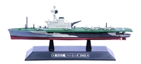 British aircraft carrier HMS Hermes, 1942 (1:1100)
