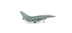 Luftwaffe Eurofighter (1:200) JG73 Steinhoff, Herpa 1:200 Scale Diecast Airliners Item Number HE552547