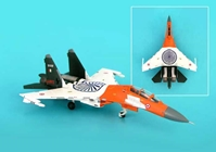 Indian Air Force SU30MK-1 24TH Sqn Huntng Hawks (1:200), Hogan Wings Collectible Airliner Models Item Number HG6054