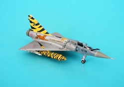 Mirage 2000C Ec 1/12 Cambresis Base Tiger Meet 07 (1:200), Hogan Wings Collectible Airliner Models Item Number HG6955