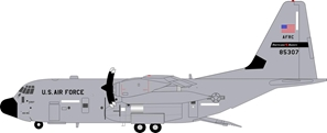 "USAF WC-130J Hercules 98-5307, 53RD WRS ""Hurricane Hunters"" (1:200) , InFlight 200 Scale Diecast Airliners Item Number IF130HH001"