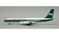 Pakistan International Airlines (PIA) 707-300F Cargo, Reg: AP-AXG (1:200), InFlight 200 Scale Diecast Airliners Item Number IF7070112A