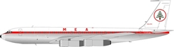 Middle East Airlines (MEA) 707-3B4C OD-AFB (1:200), InFlight 200 Scale Diecast Airliners Item Number IF7070115P
