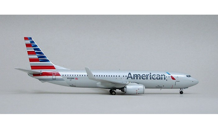 American Airlines 737-800 N908NN (1:200) New Livery for 2013!, InFlight 200 Scale Diecast Airliners Item Number IF73802213
