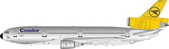 Condor DC-10-30 D-ADQO (1:200), InFlight 200 Scale Diecast Airliners Item Number IFDC100415P