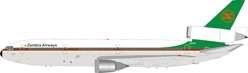 "CP Air DC-10-10 N1836U ""Empress of Expo 86"" with stand (1:200), InFlight 200 Scale Diecast Airliners Item Number IFDC100615PB"