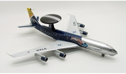 Luxembourg - NATO E-3A Sentry (707-300) LX-N90443 (1:200), InFlight 200 Scale Diecast Airliners Item Number IFE30514