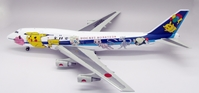 "ANA 747-400D Pokemon Livery JA8965 (1:200) ""Pocket Monsters"", Special Release Item Number BBOX8965"