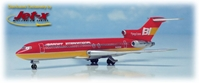 Braniff International 727-200 - Red (1:400), Jet X 1:400 Diecast Airliners Item Number JET029