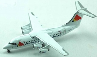 Jersey European Airways BAe 146-100 (1:400) ~ G-JEAJ, Jet X 1:400 Diecast Airliners Item Number JET368A