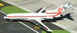 "TDA ""Toa Domestic Airlines"" 727-100C ~ N693WA (1:200) - Polished, Jet X 1:200 Scale Diecast Item Number JETL134B"
