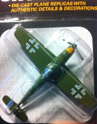 "Messerschmitt BF-109E (3.5""), Motormax Diecast Item Number IN-WW109"