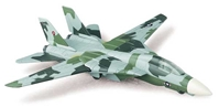 F-14 Tomcat (1:72) Easy Build Model Kit, Easy Build Toy Airplane Models Item Number IN-EZF14