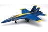 F-18, Blue Angels (1:72), Easy Build Model Kit
