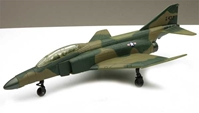 F-4 Phantom (1:72), Easy Build Model Kit, Easy Build Toy Airplane Models Item Number IN-EZF4