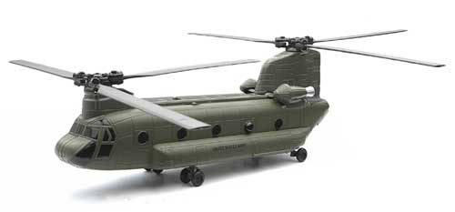 CH-47 US Army (1:55), New Ray Diecast Item Number NR25793