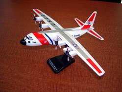 US Coast Guard C-130 (1:110) - Easy Build Kit, Easy Build Toy Airplane Models Item Number NR20617