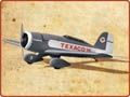 "Lockheed Sirius 8A ""Special Edition"" (1:48) Wings of Texaco #18, Round 2 Model Airplanes Item Number CP5908/01"