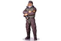 1/16 Japanese Fighter Pilot- WWII Imperial Nav, Tamiya Plastics Item Number TAM36312