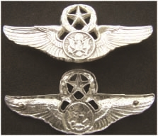 USAF Master Aircrew Wing current issue Sterling, Weingarten Gallery Item Number P-2053