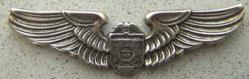 Ohio State Patrol Sterling Silver Wing, Weingarten Gallery Item Number P-937