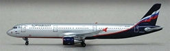Aeroflot A321-200 VQ-BOH (1:400), Witty Wings 400 Item Number WTW-4-321-001