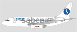 Sabena 737-200 OO-SDD (1:400), Witty Wings 400 Item Number WTW-4-732-006