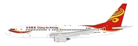 Chang An Airlines 737-800 B-5115 (1:400), Witty Wings 400 Item Number WTW-4-738-008