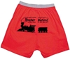 Tender Behind Boxer Shorts, Born Aviation Aviation Gifts Item Number BS-TB