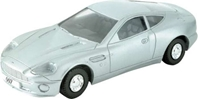 "James Bond Austin Martin Vanquish, Die Another Day (Approx 3"" Long), Corgi Entertainment Diecast Item Number TY95202"