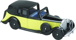 "James Bond Rolls Royce, Goldfinger (Approx 3"" Long), Corgi Entertainment Diecast Item Number TY95609"