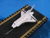 "Space Shuttle  (Approx. 5""), Hot Wings Toy Airplanes Item Number HW12105"