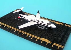 "Private Jet (Approx. 5""), Hot Wings Toy Airplanes Item Number HW13109"