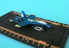 "F/A-18 Hornet ""Blue Angels""  (Approx. 5""), Hot Wings Toy Airplanes Item Number HW14107"