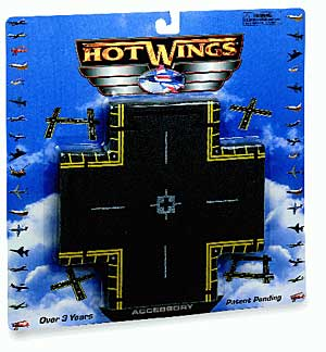 Hot Wings Intersection Accessory (2 pieces), Hot Wings Toy Airplanes Item Number HW16102