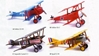 World War I Airplane Set, 4 Easy Build Models, Easy Build Toy Airplane Models Item Number IN-WWISET
