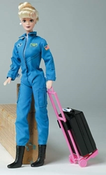 Astronaut Doll In Blue Suit, Daron Toys Item Number DA500