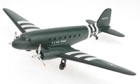 C-47 (Military DC-3) (1:144) Easy Build Model Kit