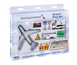 American Playset, New American Airlines Colors! by Realtoy Diecast Toys item number: RT1661-1