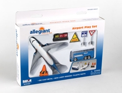Allegiant Airlines Playset by Realtoy Diecast Toys item number: RT2321