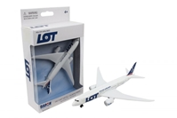 "LOT Airlines Single Airplane (5"") by Realtoy Diecast Toys item number: RT3514"