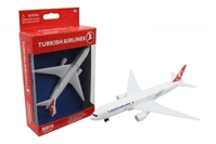 "Turkish Single Plane (5"") by Realtoy Diecast Toys item number: RT5404"