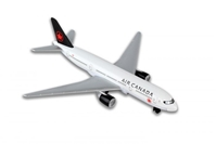 "Air Canada Airliner ""New Colors"" (5"") by Realtoy Diecast Toys item number: RT5884-1"
