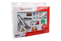 Qantas Playset New Livery by Realtoy Diecast Toys item number: RT8551-1