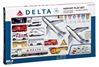 Delta 25 Pc Airport Play Set