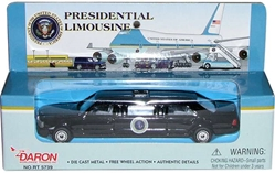 "Presidential Limo (5"" long), Realtoy Diecast Toys Item Number RT5739"